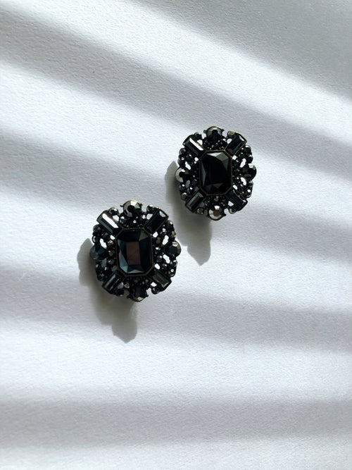 Black Widow Studs