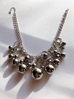 Bubbles & Ringlets Bib Necklace