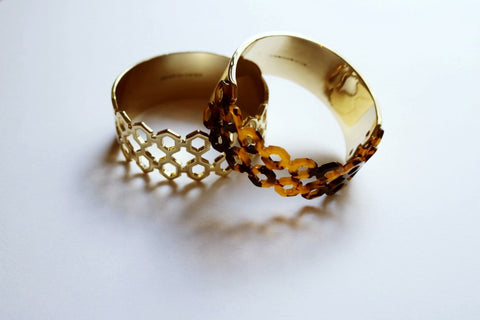Sleeping Serpent Cuff