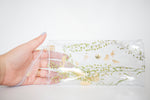 Vinyl Pressed Plant Clutch, Pennycress