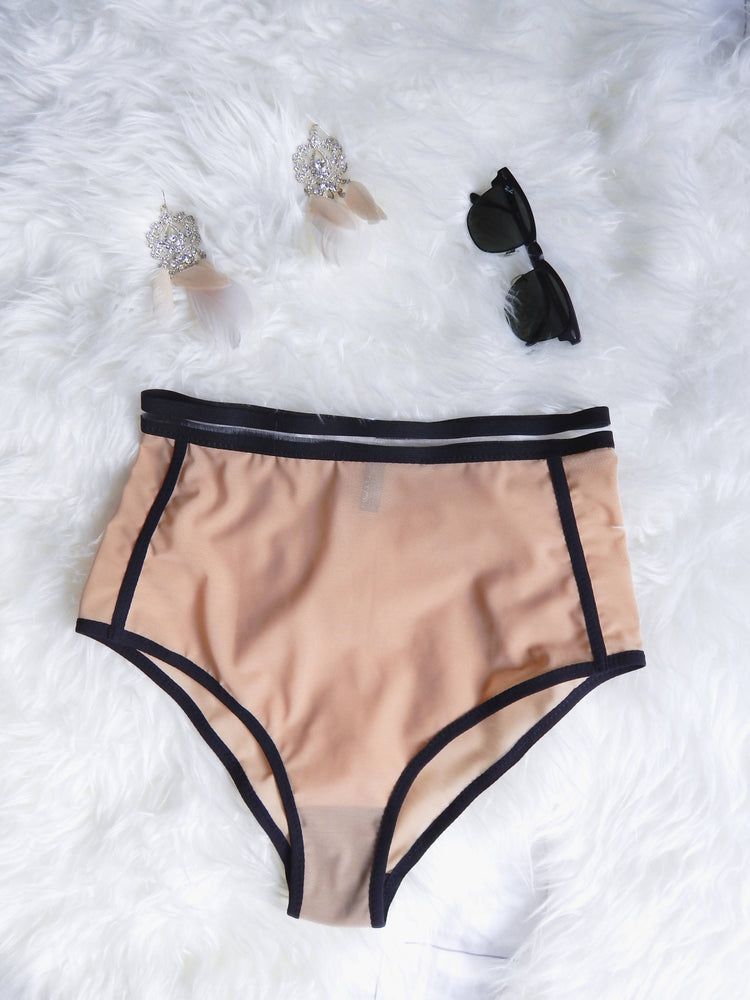 Margot High Waisted Undie