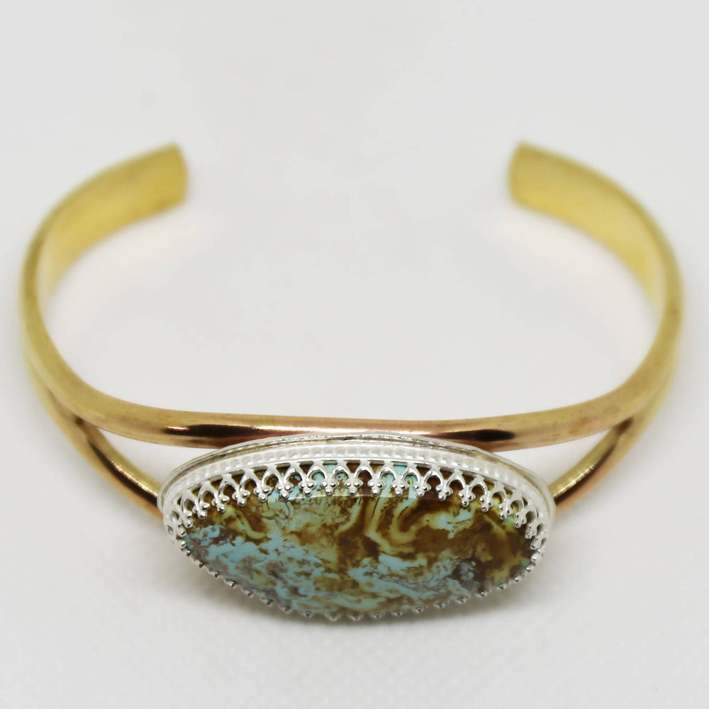 Turquoise Cuff
