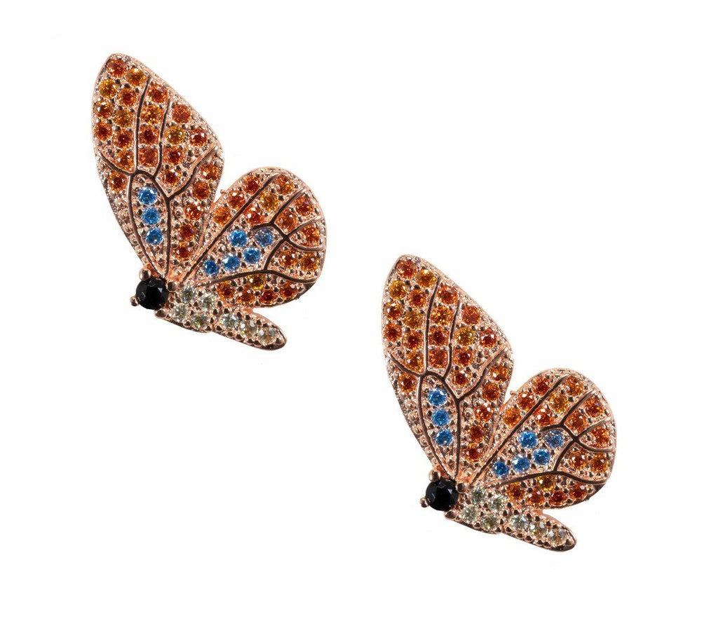 Lucy Butterfly Studs