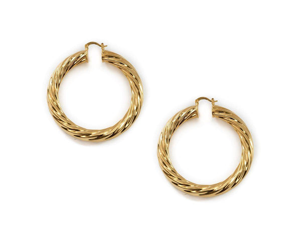 Milan XL Hoops