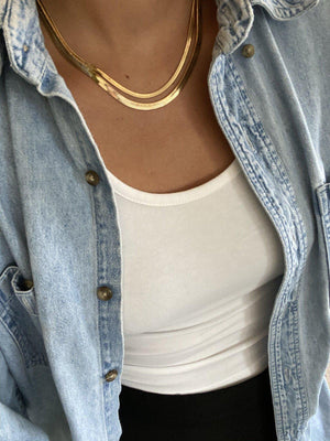 Skinny Monte Carlo Necklaces BRACHA