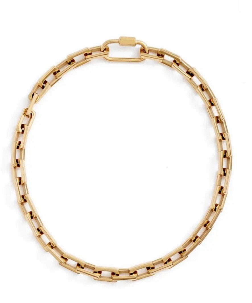Maxi Gage Necklace