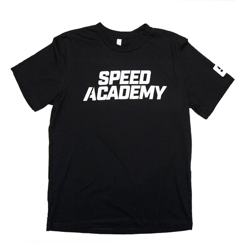 Speed Academy 'Simple' Tee