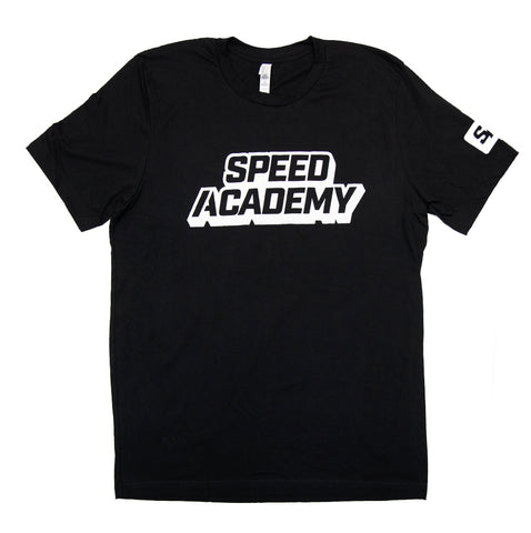 Speed Academy 'Bold' Tee