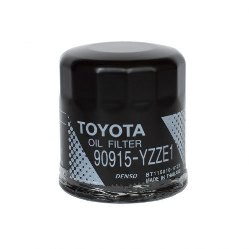 toyota oem oil filters 90915 yzze1 spare parts hub. Black Bedroom Furniture Sets. Home Design Ideas