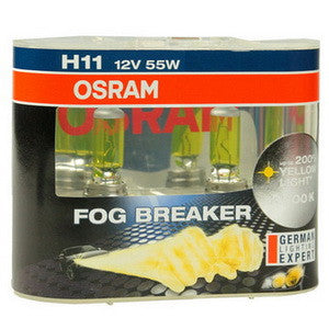OSRAM Fog Breaker (H11 Fittings)
