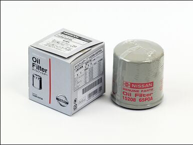 NISSAN Genuine oil filter 15208 - 65F0A