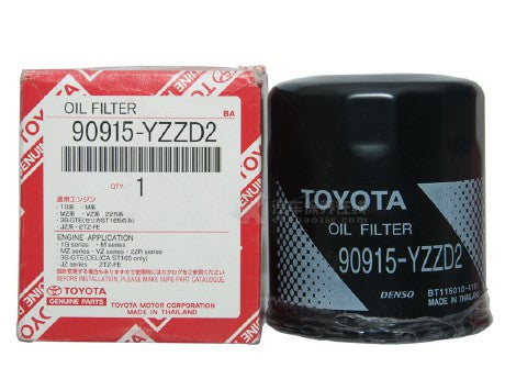 Toyota OEM OIL FILTERS 90915-YZZD2