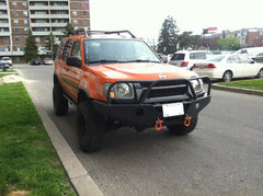 Nissan Bumpers