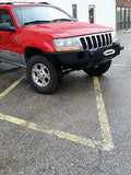 Grand Cherokee Winch Bumper from RLC Welding JEEP WJ Custom made to order