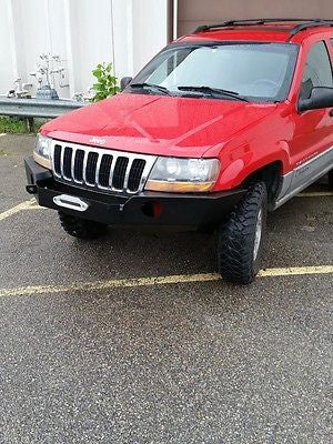 Grand Cherokee Winch Bumper From Rlc Welding Jeep Wj Custom Made To Or Rlcweldfab