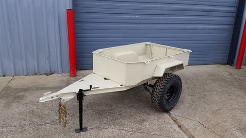 Off road Trailer custom made