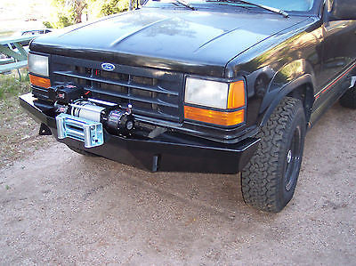 Custom Winch Bumper for Ford Explorer, Ranger 1st gen.!