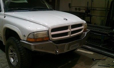 Custom Winch Bumper For Dodge Dakota Durango From Rlc Free