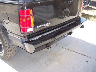 Ford Explorer Rear Bumper from RLC. Custom made for you. Off Road ready