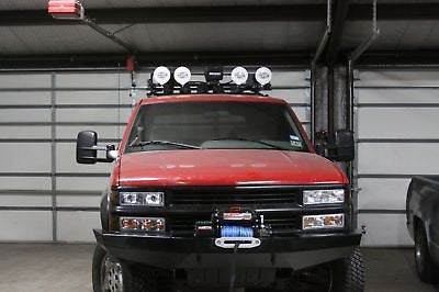 Custom Winch Bumper for Chevy GMC Trucks 1988-1998 Made to ...