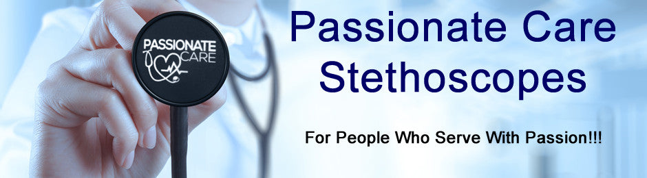 Passionate Care Stethoscope