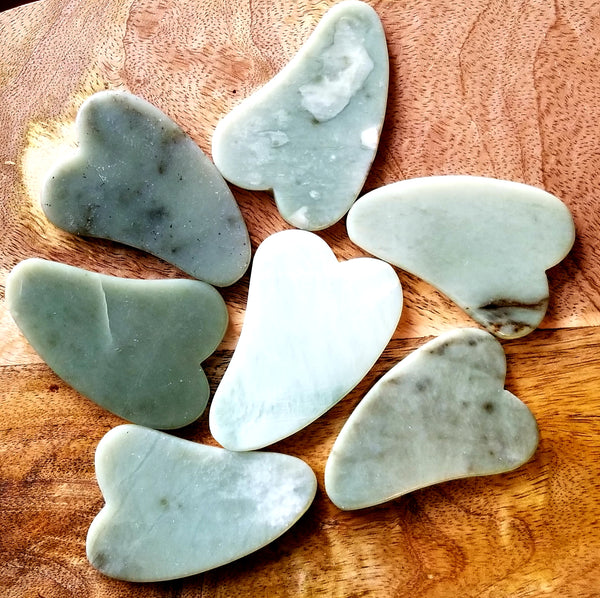 Shades of Jade, Gua Sha tool