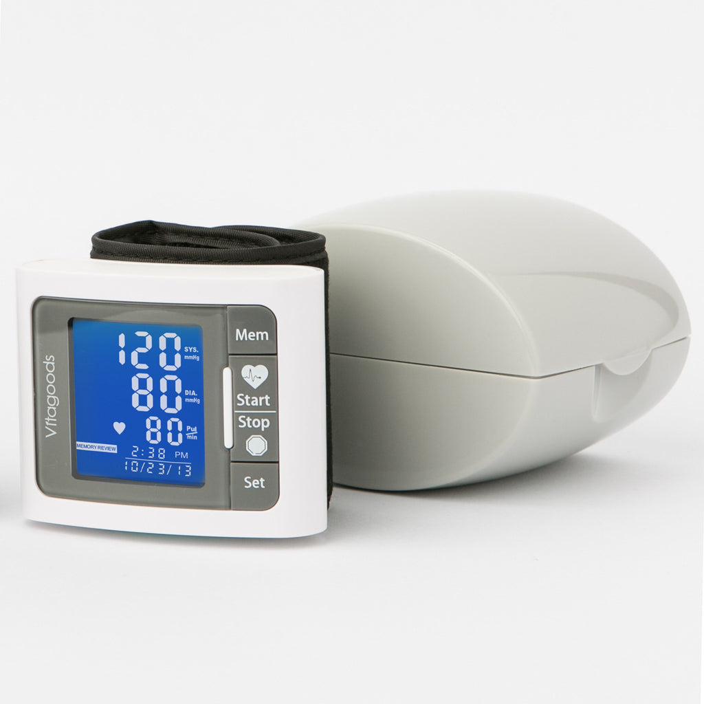 Travel Pulse | Blood Pressure Monitor - Special Offer - Vitagoods