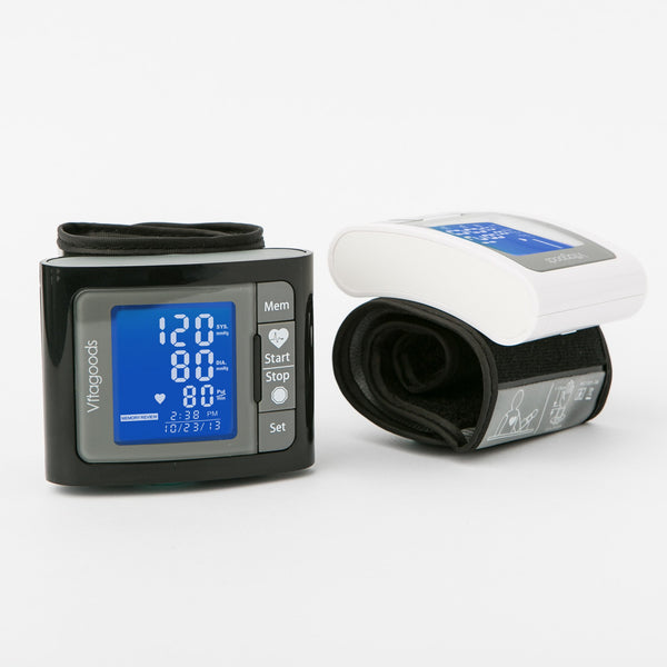 Travel Pulse Blood Pressure Monitor - Vitagoods