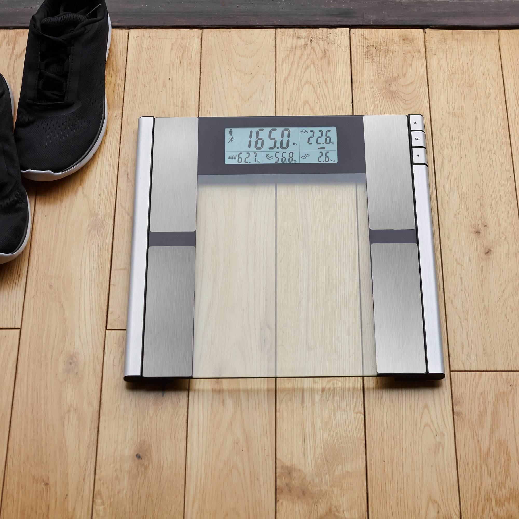 Form Fit: Digital Scale and Body Analyzer – vitagoods