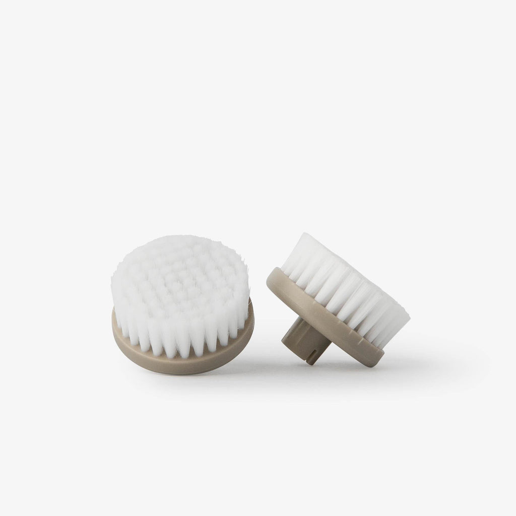 Perfect Skin Plus: Exfoliating Brush Replacement (2 Pack) - Vitagoods