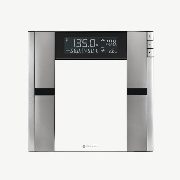 Pre-order Form Fit: Digital Scale and Body Analyzer and received a free 500 ML Water Bottle