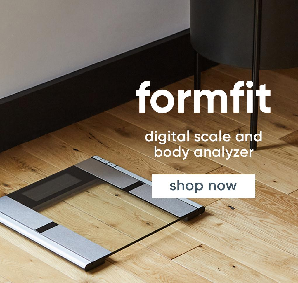 formfit digital scale and body analyzer