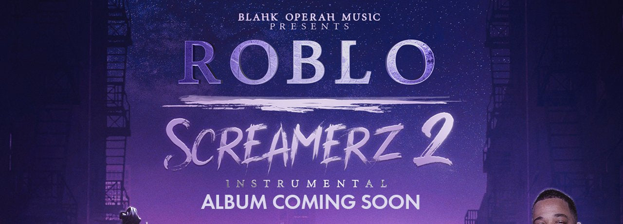 Rob Lo - Screamerz 2 (Instrumental)