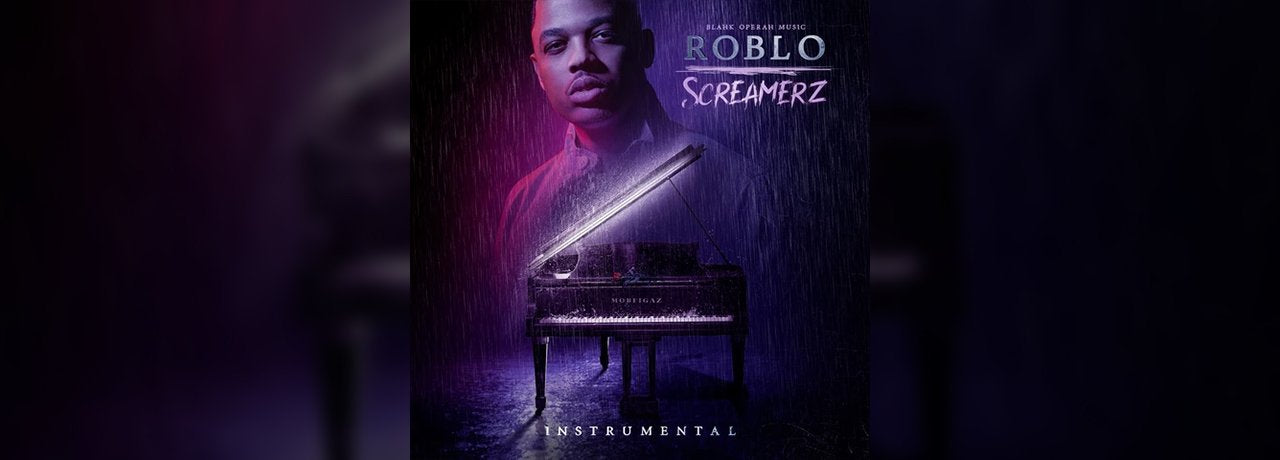 Roblo - Screamerz (Instrumentals)