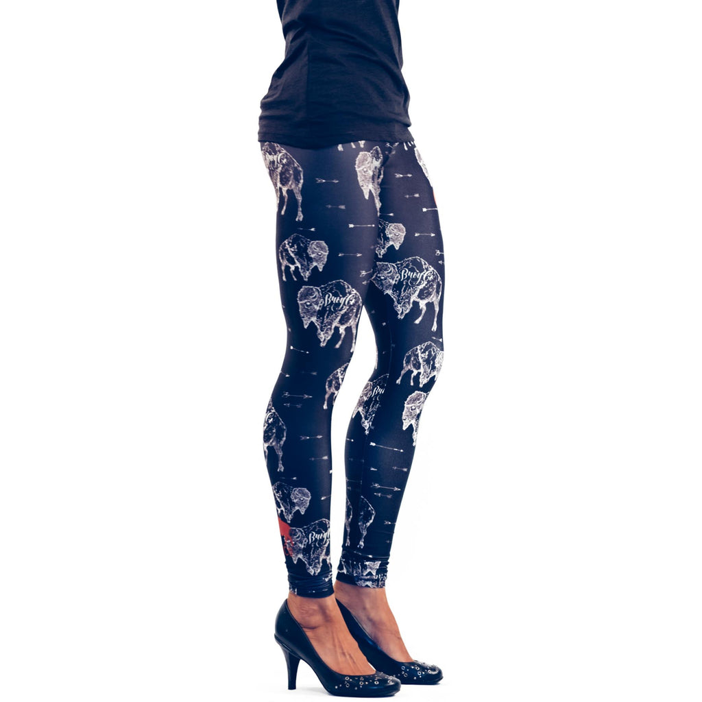 Buffalo Billie Leggings In Black