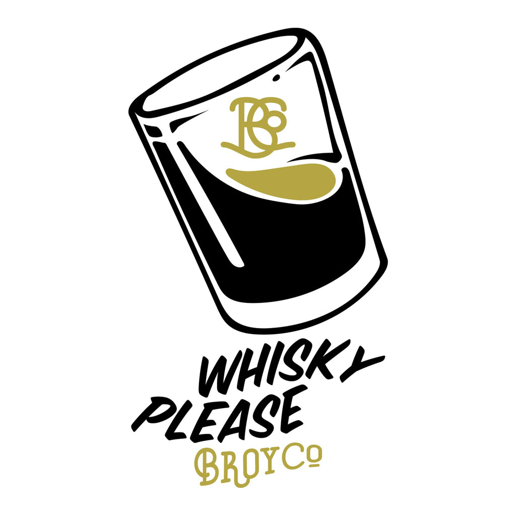 Whisky Please Graphic
