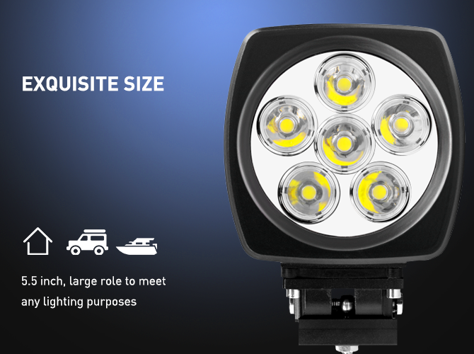 offroad led work lights