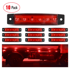 side marker light, trailer marker light