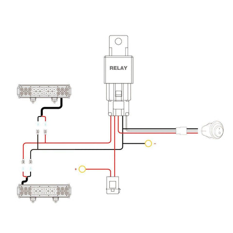 Led Nlight Wiring Harness Diagrams Fuel Pump Diagram
