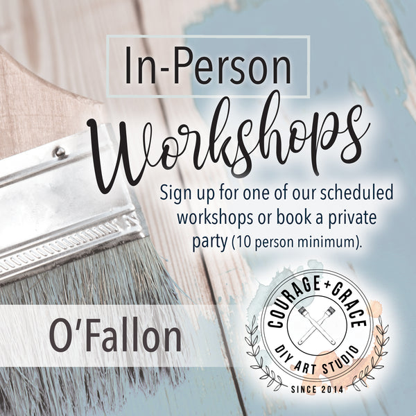 Upcoming Workshops O'fallon, IL