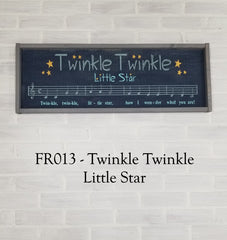 FR013 -Twinkle Twinkle Little Star