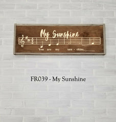 FR039 - My Sunshine