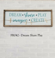 FR042 -Dream Share Play