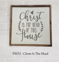 FS031 - Christ Is The Head