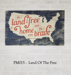 PM015 - Land Of The Free