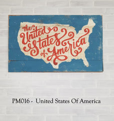 PM016 - United States of America