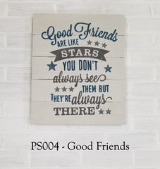 PS004 - Good Friends