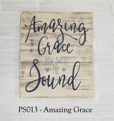 PS013 - Amazing Grace