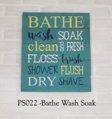 PS022 - Bathe Wash Soak