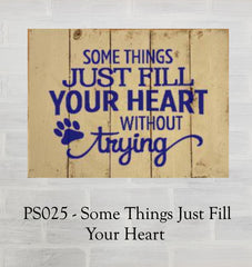 PS025 - Some Things Just Fill Your Heart